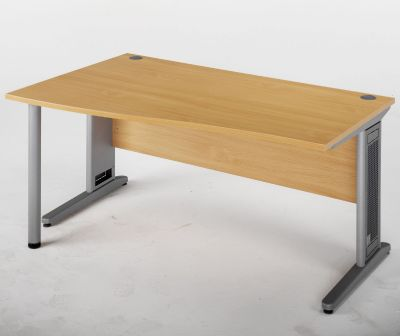 Simba LH Wave Desk