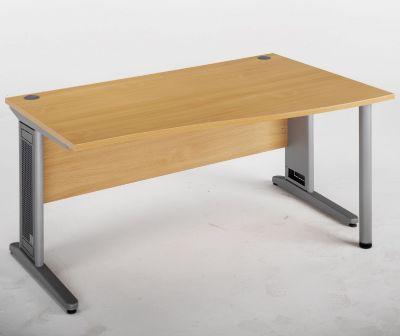 Simba RH Wave Desk