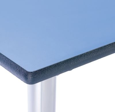Rectangle Table Blue Ins