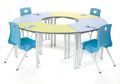 Arc Tables White1