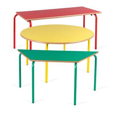 Nursery Tables MDF Ed#E587C