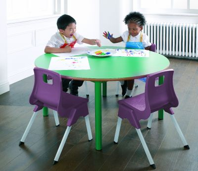 Chunky Leg Table Kids New SL