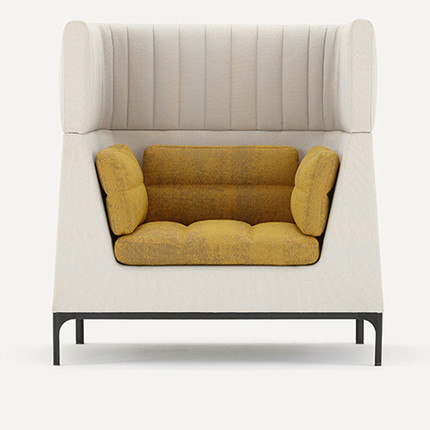 Haven Designer Two Seater Sofa