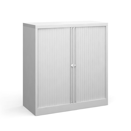 Bisley Next Day White Contract Tabour Cabinets