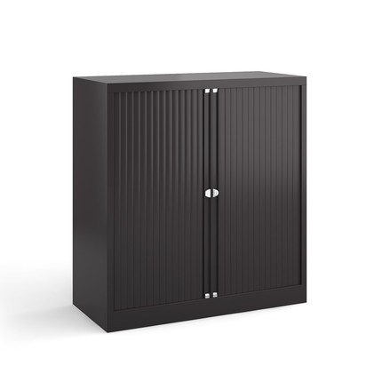 Bisley Next Day Black Contract Tabour Cabinets