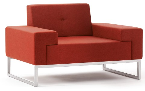 Hub Antibacterial Benches and Sofas